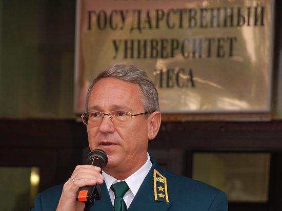 Московскому государственному университету леса— 95!