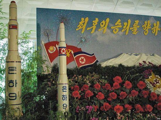 Северная Корея провела масштабные учения для захвата острова