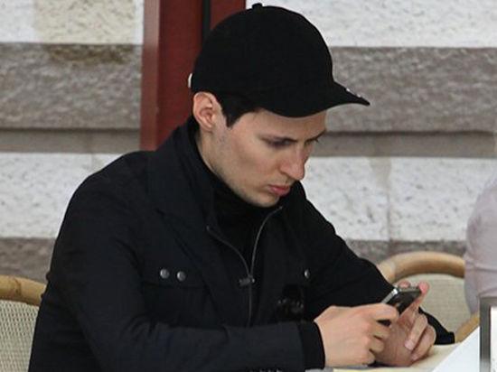 Дуров попрощался с
