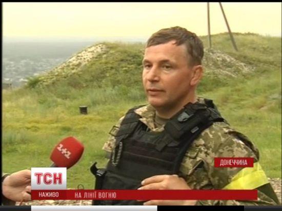 Министр обороны Украины: ополченцы при отходе не прикрывались детьми