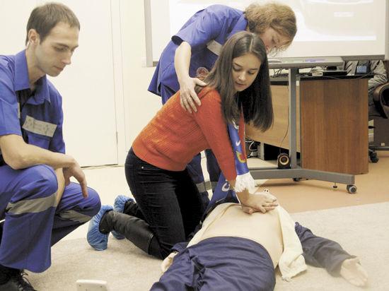 Студенты-медики будут тренироваться на куклах