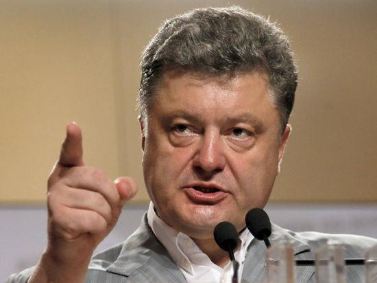 Украинский президент посоветовал не ждать никакой федерализации - Украина будет соборным и унитарным государством