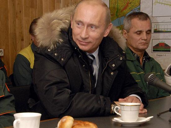 Президент России не желает кушать заграничного