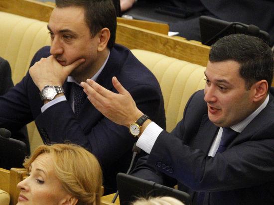 Неприкосновенность депутата Хинштейна опять озаботила Следственный комитет