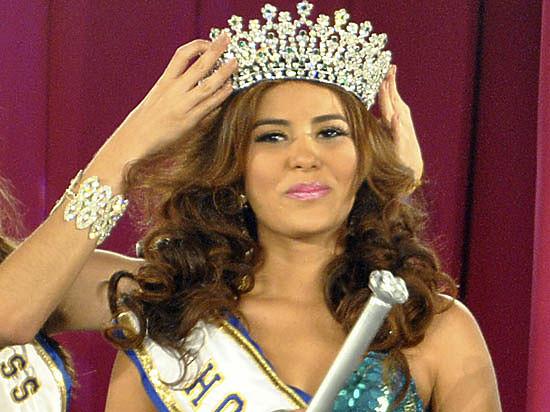 В Гондурасе совершено зверское убийство участницы конкурса «Мисс Мира»
