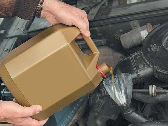 Правильный выбор моторного масла для автомобиля