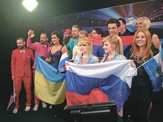 «Евровидение-2014»: Толмачевых поддержали, Россию освистали