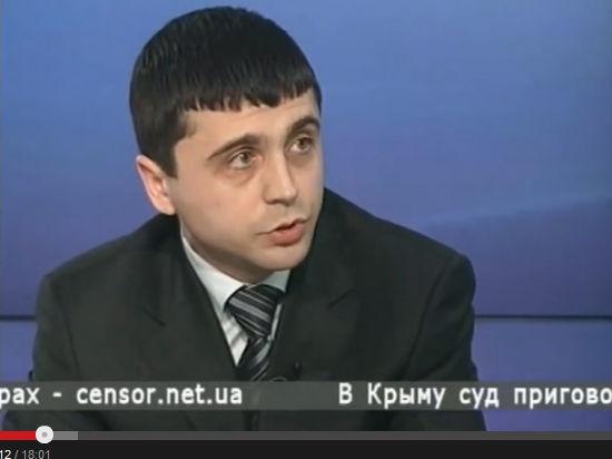 Вице-премьера правительства Крыма Ислямова заменили на Руслана Бальбека