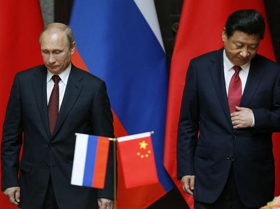 Российский газ продали Китаю по неизвестной цене. Контракт заключен