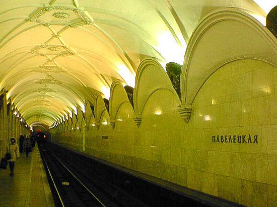 Военные отметины метро