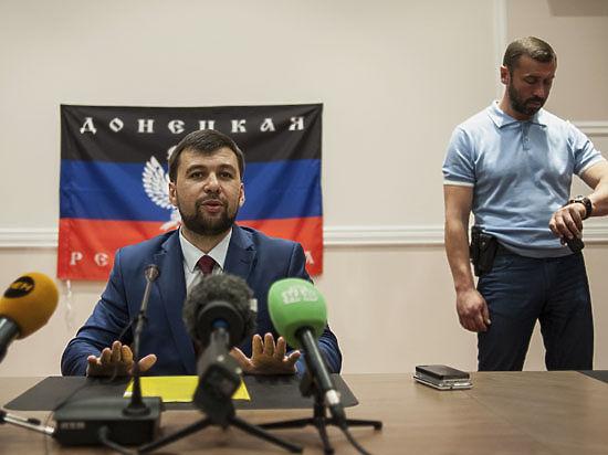 Представители ДНР и ЛНР ничего не знают о назначенных Порошенко переговорах в Минске 21 декабря