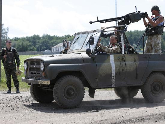 «Правый сектор» похитил помощника Дениса Пушилина