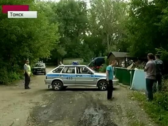 К убийству трехлетней Вики в Томске причастны сатанисты?