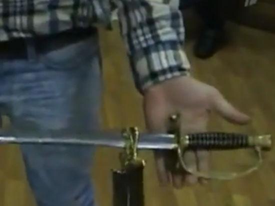 Антикварные шпаги и мечи перестанут быть «вне закона»