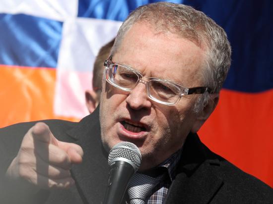 Жириновский будет добиваться лишения Обамы Нобелевской премии: