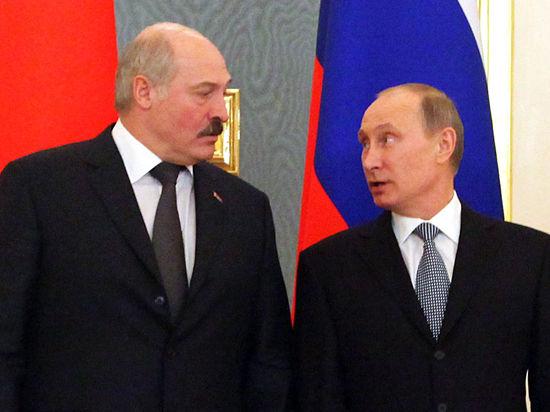 Непростые переговоры Путина с Лукашенко и Назарбаевым: и про нефть, и про Украину