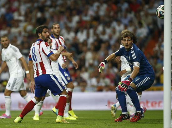 «Реал» - «Атлетико»: первый акт мадридского дерби за Суперкубок Испании закончился ничьей 1:1