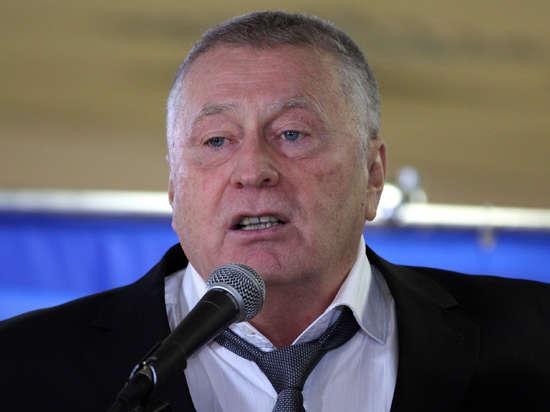 Жириновский позвонил Авакову: вспомнили Ельцина, Рюрика, стакан сока и Афган, который