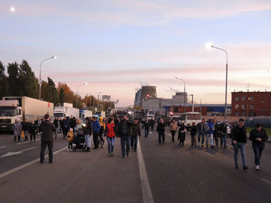 Погром в Бирюлево лишили русского национализма