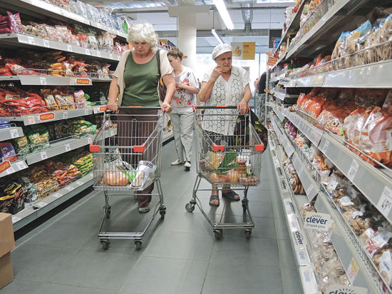 К Новому году цены на еду взлетят на 7-14%