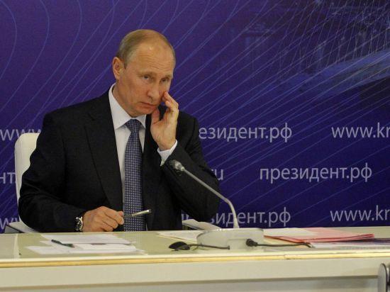 Владимир Путин выразил соболезнования в связи с гибелью людей в метро
