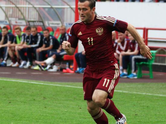 Сборная России разгромила Азербайджан, а Кержаков стал лучшим бомбардиром в истории национальной команды
