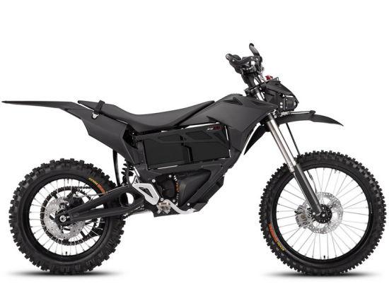 Американская полиция тестирует бесшумный мотоцикл для боевых операций