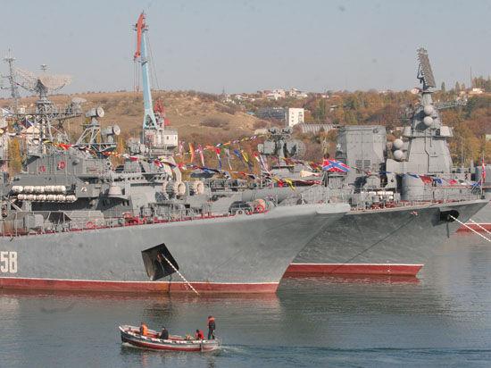 Систему базирования Черноморского флота скорректируют из-за международной обстановки