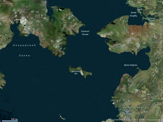 Минобороны России диагностировало у генерала ВВС США географический кретинизм
