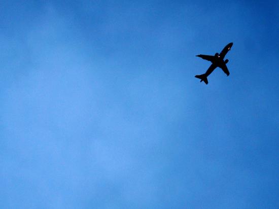Самолет рейса Дубай-Москва экстренно сел в Ереване из-за дебоша на борту