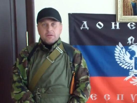 За что арестован «народный мэр» Славянска?