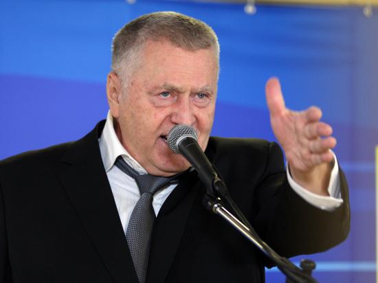 Жириновский призвал запретить все партии и ввести монархию
