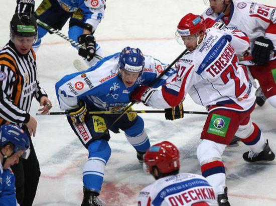 Чемпионат мира по хоккею: состав сборной России