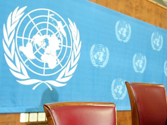 Украина попросит Совбез и Генассамблею исключить Россию из ООН