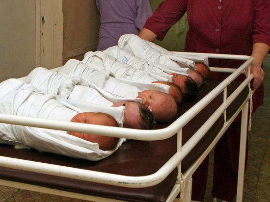 Из роддома в подмосковном Дедовске похищен грудной младенец