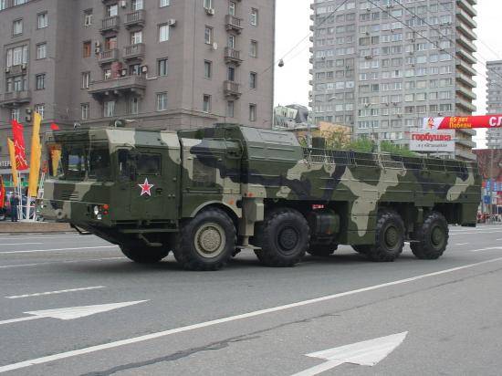 Какая российская ракета не понравилась США?