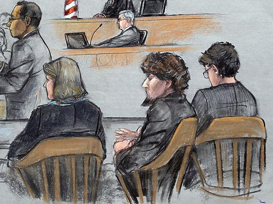 Суд по теракту в Бостоне: Царнаев хотел «наказать Америку»