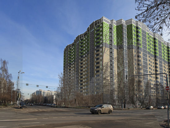 Правительство Москвы переселит очередников в красивые дома