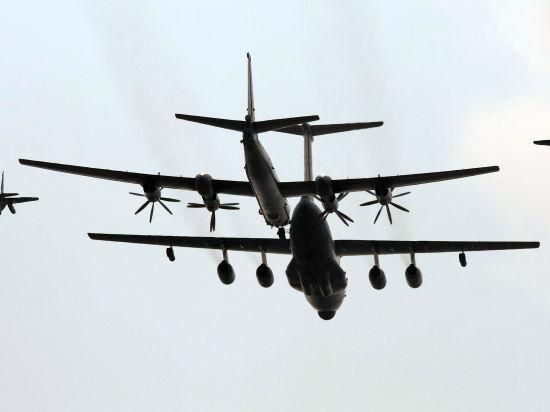 Патрульные бомбардировщики Ту-95, пролетая у берегов Аляски, границ не нарушали