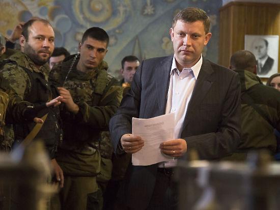 Глава ДНР также заявил, что будет возвращать и Славянск и Мариуполь.