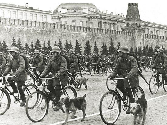 Весной 1931-го праздничное шествие по Красной площади стало грандиозным надувательством