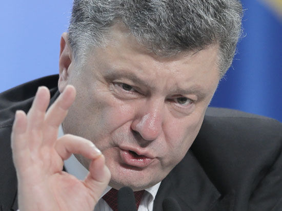 В ответ Владимир Путин «заморозит» украинскую экономику пошлинами
