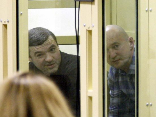 Членов ореховской ОПГ расстреляли в Москве