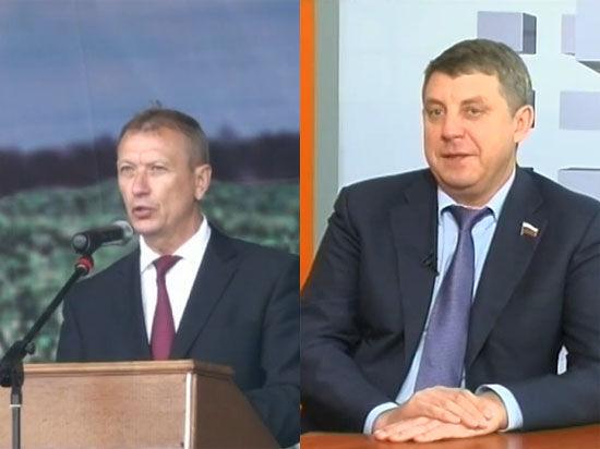Брянский губернатор Денин потерял доверие Путина и свой пост