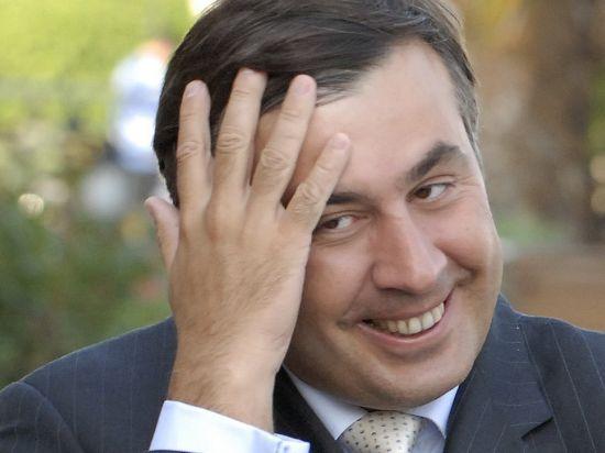 СКР думает объявить Саакашвили в розыск из-за попытки