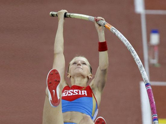 Легкая атлетика: Меньков – мимо, Ухов – почти мимо
