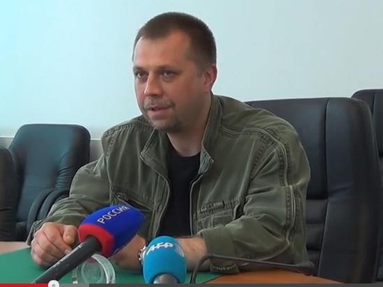 Ополченцы отбили попытку окружения Донецка