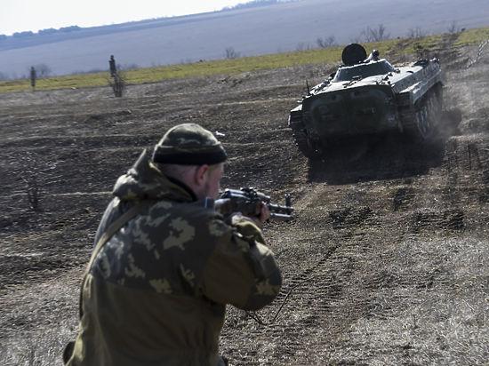 Претензии Киева на Дебальцево срывают минские соглашения