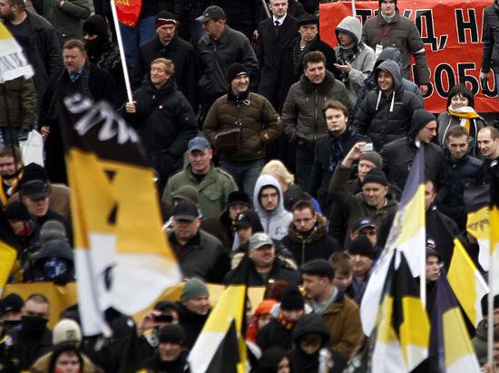 Все акции 4 ноября: самая опасная - «Русский марш», самая предсказуемая - «Мы едины»