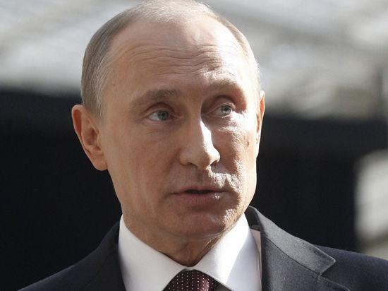 Путин наградил пятерых Героев труда